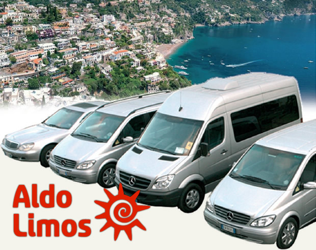 Comfortable vehicles for transfer in Sorrento